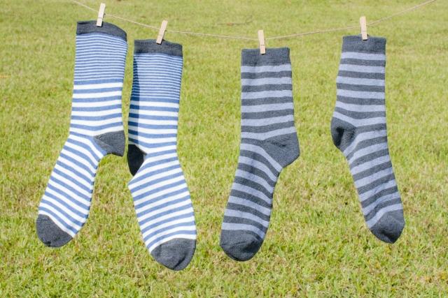 靴下の洗濯
